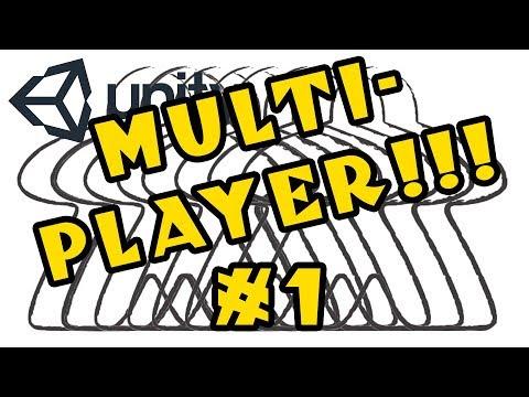 Unity MULTIPLAYER Tutorial -- Episode 1