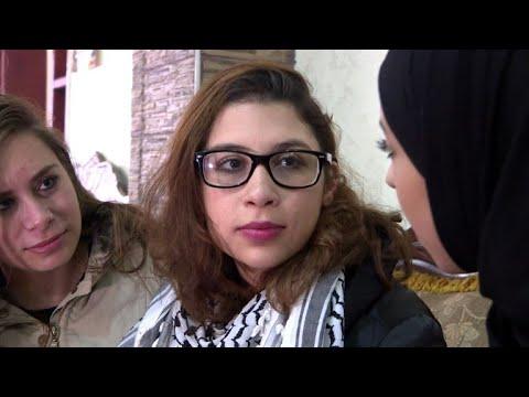 Israel grants bail to Palestinian woman in 'slap video' case: 2