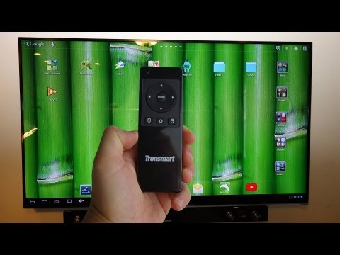 Tronsmart TSM-01 Air Mouse Remote Control Review -  Great Remote!