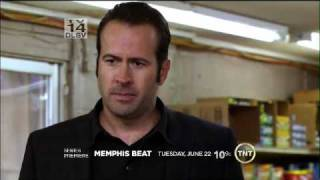 Memphis Beat Season 1 Promo #1 [Telestrekoza.com]