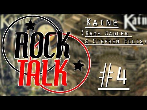 ROCKTALK #4 KAINE (Rage Sadler and Stephen Ellis)