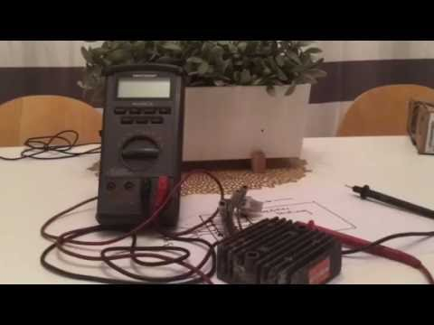 How to test a regulator/rectifier part 2