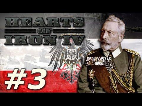 Hearts of Iron IV: Kaiserreich | German Empire - Part 3