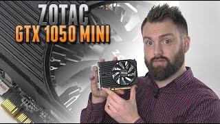 ZOTAC GTX 1050 MINI Review