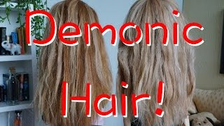 Gambar cover Beware of DEMONIC hair! And other foolish things. (The Infidel 2016-04-01)