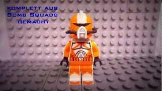 Lego Star Wars Custom Review: SCUBA Trooper (HD)
