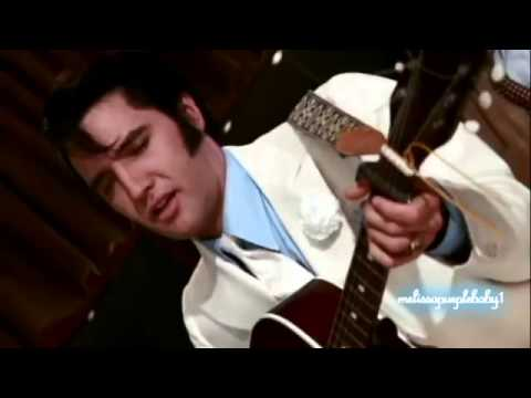 ELVIS  PRESLEY - CLEAN UP YOUR OWN BACK YARD ( NEW EDIT )  HD.mp4