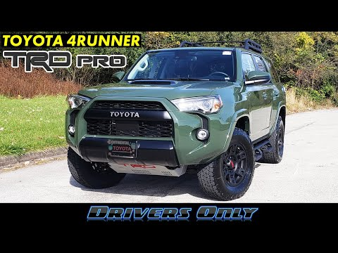 2020-toyota-4runner-trd-pro---tackle-the-outdoors-in-style