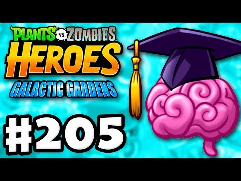 Thinking Cap! - Plants vs. Zombies: Heroes - Gameplay Walkthrough Part 205