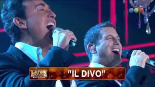 "Gala, ""Il divo"" canta en ""Laten..."" - Laten Corazones"
