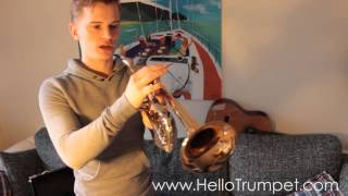 Getting started on the trumpet, everything you need to know in one video!