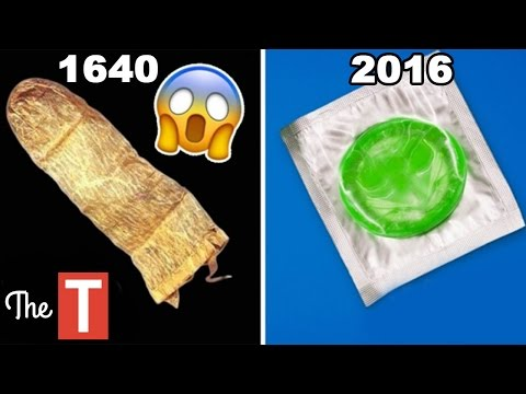 10 Regular Objects That Look Nothing Like They Used To