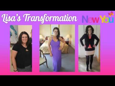 [INTERVIEW] Lisa's shares her journey to lose 6 stone on The New You Plan