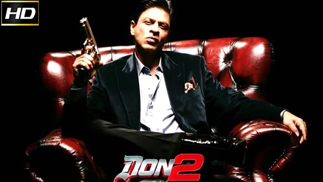 Download Don 2 l Shahrukh Khan, Priyanka Chopra, Lara Dutta l 2011