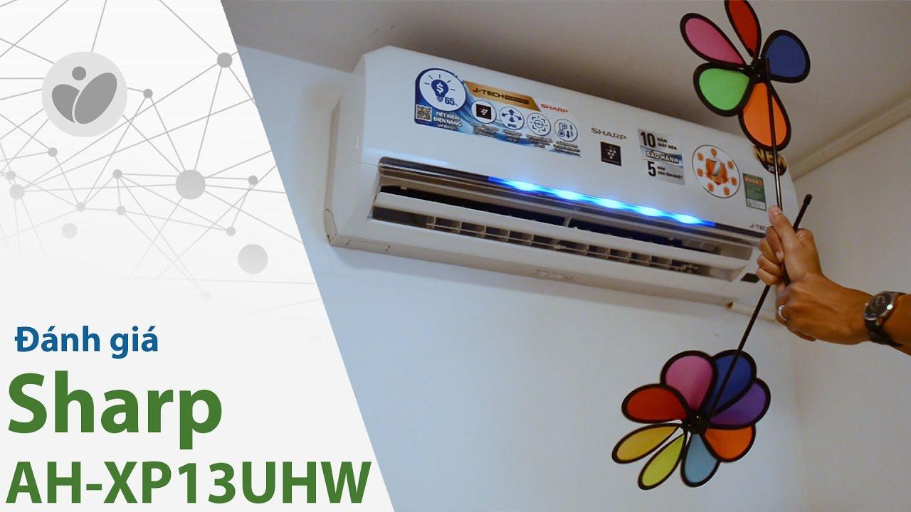Tinhte.vn | Tính năng của máy lạnh Sharp AH-XP13UHW