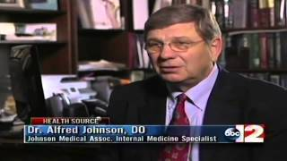 3/10/15 → Doctor of Internal Medicine Al Johnson on TV News