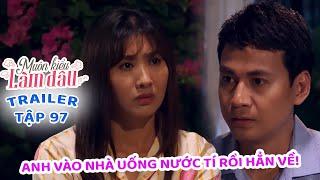 Muôn Kiểu Làm Dâu -Trailer Tập 97 | Phim Mẹ chồng nàng dâu -  Phim Việt Nam Mới Nhất 2020 - Phim HTV