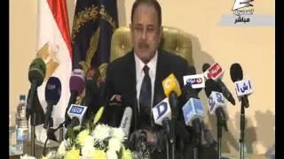 وزير الداخلية: استخدمنا وسائل حديثة جداً لم تستخدم في تاريخ الشرطة المصرية