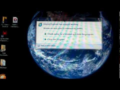 How To Uninstall Internet Explorer Internet Explorer Has Stopped Working Fix
