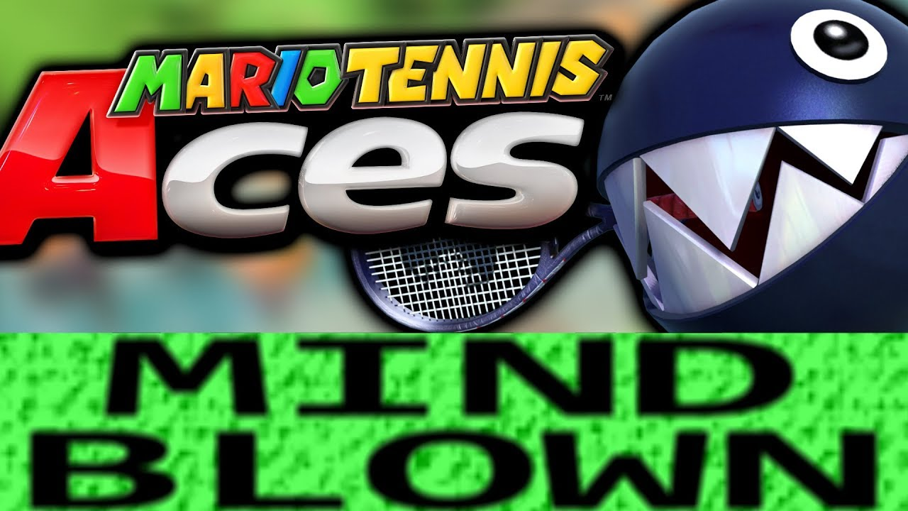 How Mario Tennis Aces is Mind Blowing!