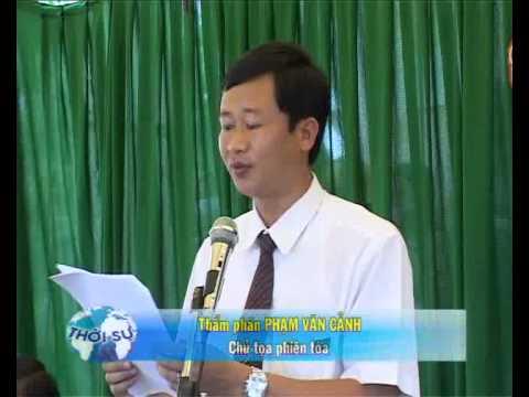 Xét xử lưu động tại UBND xã Thuận An, huyện Dak Mil, tỉnh Dak Nông
