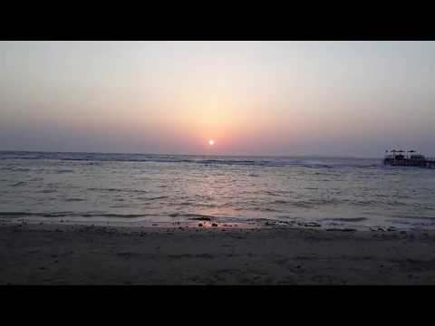 Rehana Royal Beach Resort & Spa 2018 Beach with Sunset