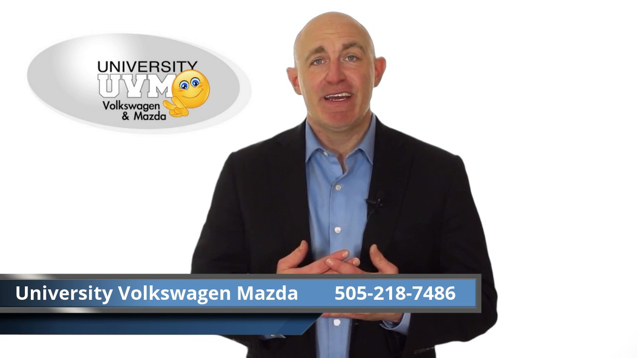 University Volkswagen Mazda New and Pre-Owned Auto Dealer in ...