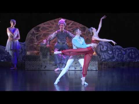 Aladdin - Ballet Theatre of Queensland 2016