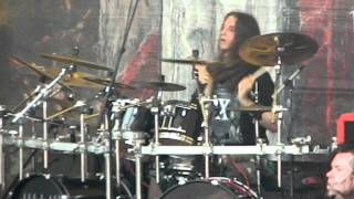 Vader - I Am Who Feasts Upon Your Soul (Metalfest Loreley 2012)