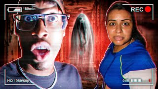 BREAKING IN A HAUNTED HOUSE IN DAYLIGHT | WE CAN'T BELIEVE THIS...