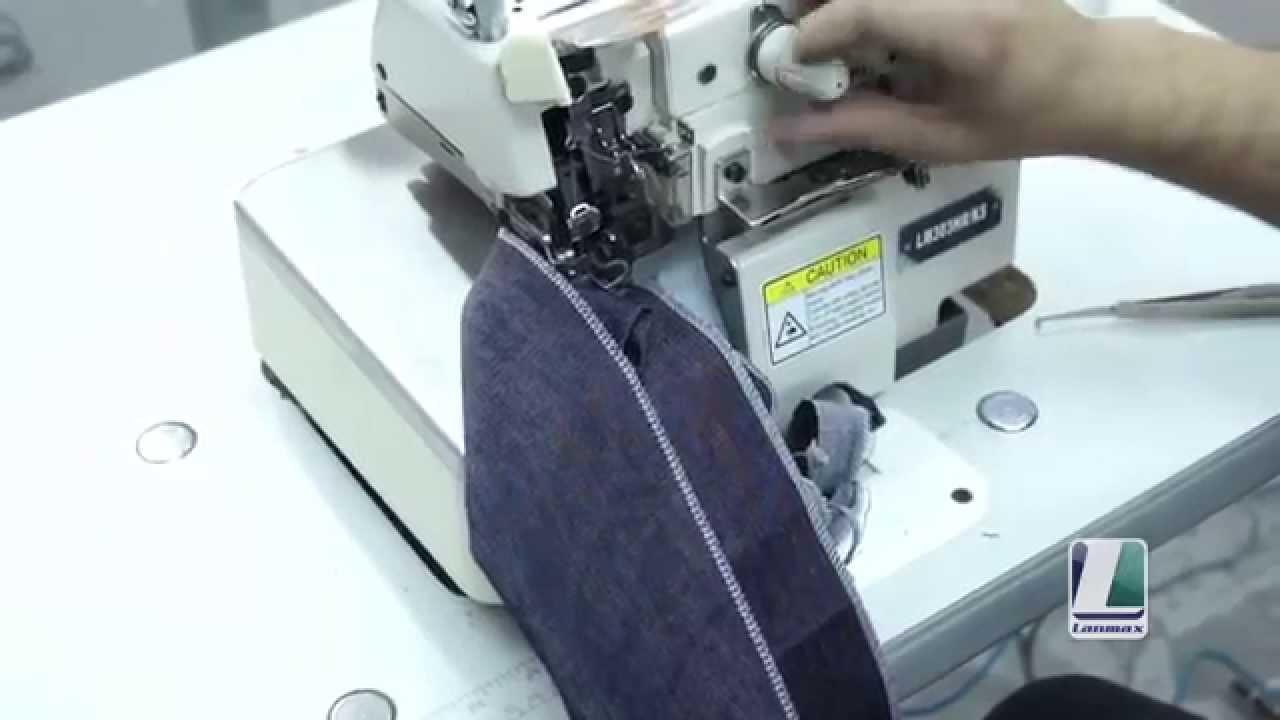 912506c0b Aprenda como Regular o ponto na Overloque. Lanmax Máquinas de Costura