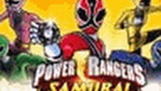 (Power Rangers Games)   Power Rangers Samurai bow -  New Games For Kids