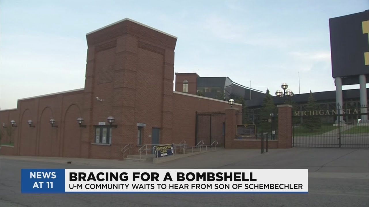 Son of Bo Schembechler Says He Was Abused by Team Doctor at ...