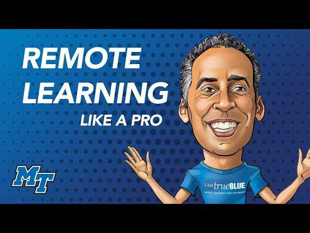 Remote Learning Like A Pro with Dr. Vinnie