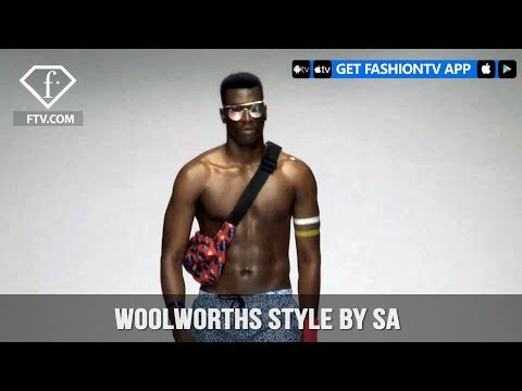 South Africa Fashion Week Fall/Winter 2018 - Woolworths Style By SA | FashionTV