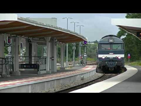[SNCF] Top 10 - Train rare et insolite - 1k subscribers