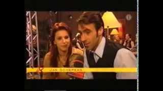 Eurosong 2002 - Wuyts en Schepens (De Rode Loper 21/01/02)