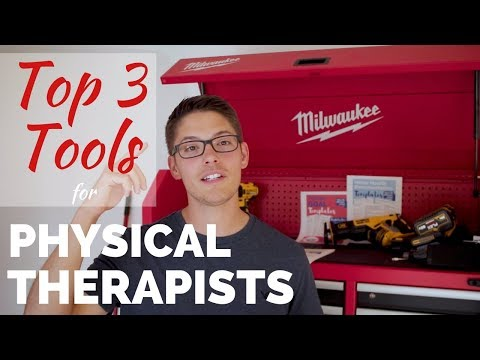 Home Health Physical Therapist Tools