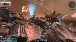 Star Conflict Nova   Achilles жарим все