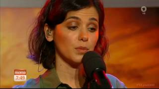 Katie Melua Performing 'Plane Song' & Interview at ARD Morgenmagazin (24.02.2017)