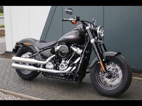 Harley Davidson Softail Slim >> 2018 HARLEY-DAVIDSON SOFTAIL SLIM DENIM BLACK @ WCHD