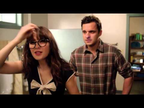 New Girl: Jess's bangs