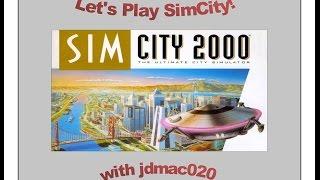 Sim City 2000 Let's Play -- S1E9 Major Subway Overhaul