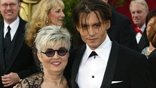 Johnny Depp's Mother Dies at 81