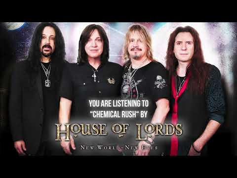 "House Of Lords - ""Chemical Rush"" - Official Audio"