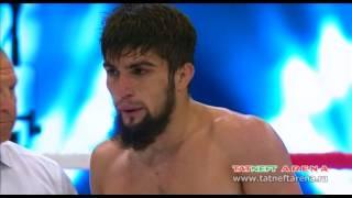 TATNEFT CUP   Sayfullah Hambahadov VS Michal Krcmar   Бои по правилам TNA
