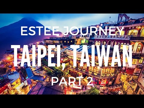 TAIWAN EPISODE 2 - Taipei Part 2 JiuFen Old Street ShiFen Waterfall Elephant Mountain 台湾台北九份老街十分瀑布象山