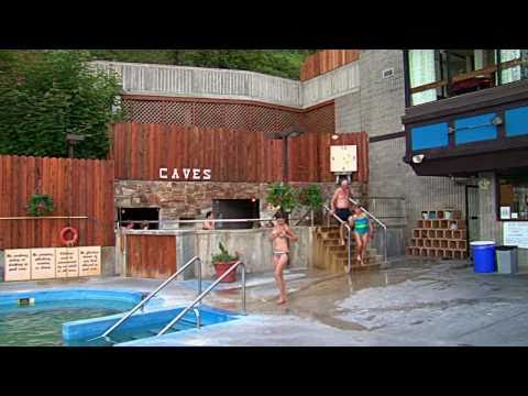 """The """"Boundary"""" Region of BC & Ainsworth Hotsprings - West Coast Escapes TV"""