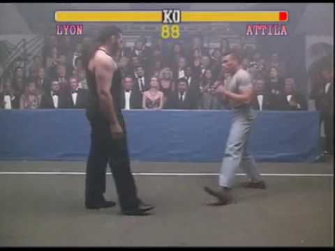 Van Damme - Street fighters