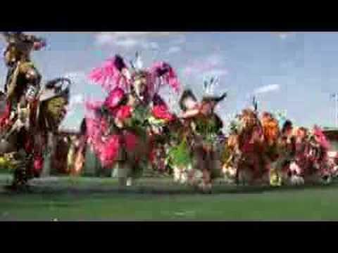 Blackfeet Indian Reservation 2007-07-13  Part 1